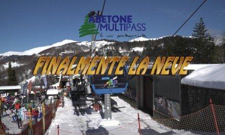 Abetone Multipass – Finalmente la neve