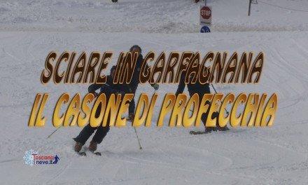 Sciare in Garfagnana – Casone di Profecchia