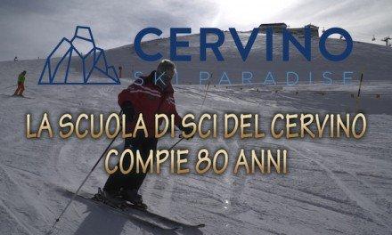 80 anni ma non li dimostra – Scuola di sci del Cervino