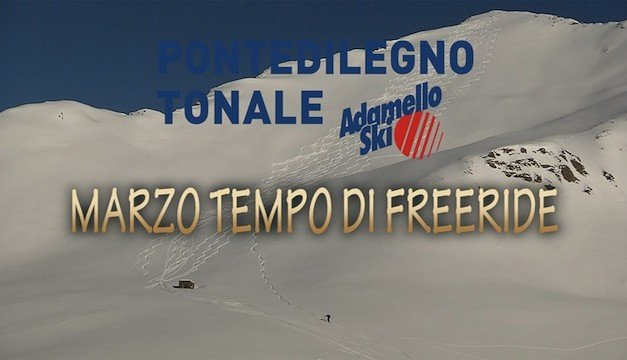 Marzo tempo di Freeride – Adamello Ski