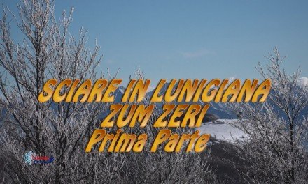 Sciare in Lunigiana – Zum Zeri 1 pt.
