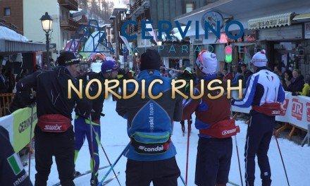 """Breuil-Cervinia """"Cervino Nordic Rush"""""""