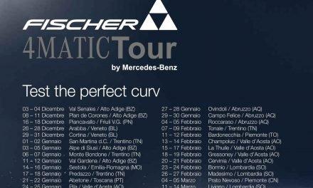 FISCHER 4MATIC TOUR BY MERCEDES-BENZ:  QUEST'INVERNO LA TENUTA SULLA NEVE RADDOPPIA