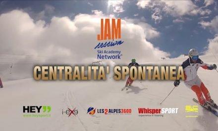 Corso di sci Check Point 02/2017 Centralità spontanea