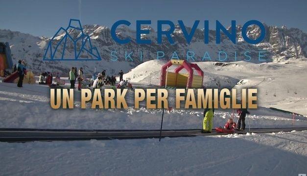 Breuil-Cervinia – Un park per famiglie