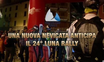 Pontedilegno-Tonale Una nuova nevicata anticipa il 24° Luna Rally