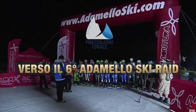 Verso il 6°Adamello Ski Raid