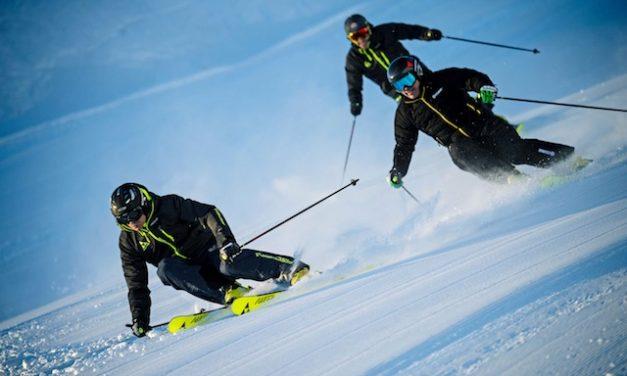 FISCHER Sugli sci alla ricerca della curva perfetta