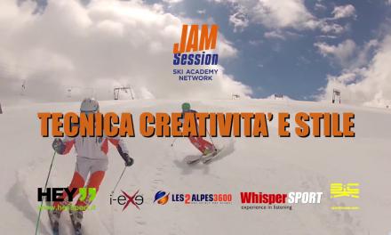 Corso di sci Check Point 2018 – 01 Tecnica Creatività e Stile