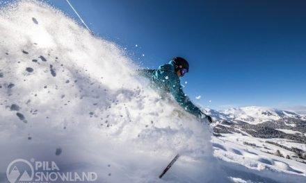 Tanta neve per il bianco Natale di Pila