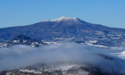 Monte Amiata – Finalmente un Bianco Natale