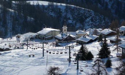 """Chamois """"La perla delle Alpi"""""""