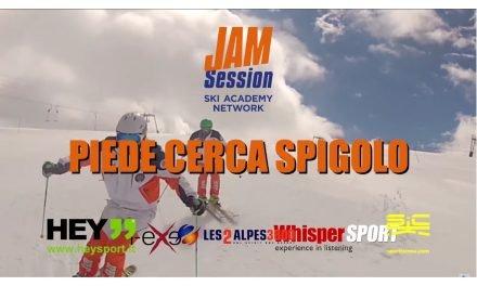 Corso di sci Check Point 2018 – 03 Piedi cerca spigolo