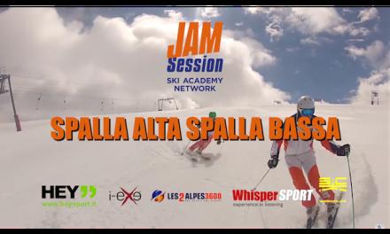 Corso di sci Check Point 2018 – 05 Spalla alta spalla bassa