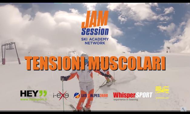 Corso di sci Check Point 2018 – 07 Tensioni muscolari