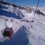 Pontedilegno-Tonale, il ghiacciaio Presena