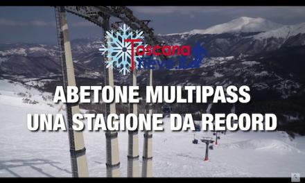 Abetone Multipass, una stagione da record