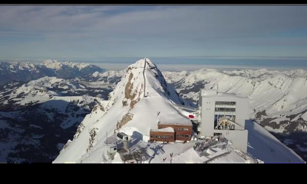 Svizzera Cantone di Vaud, Neve per tutti i gusti
