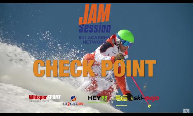 Corso di sci Check Point 2019 – 01 Alternanza di equilibrio
