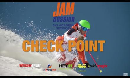 Corso di sci Check Point 2019 – 09 Importante dislivello
