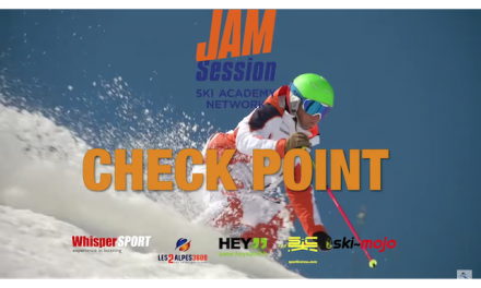 Corso di sci Check Point 2019 – 10 Montagne russe
