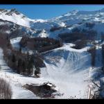 All'Abetone è arrivata la neve di marzo