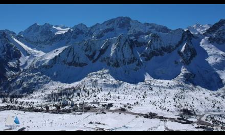 Lo sci nel comprensorio Pontedilegno-Tonale