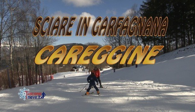 Sciare in Garfagnana – Careggine