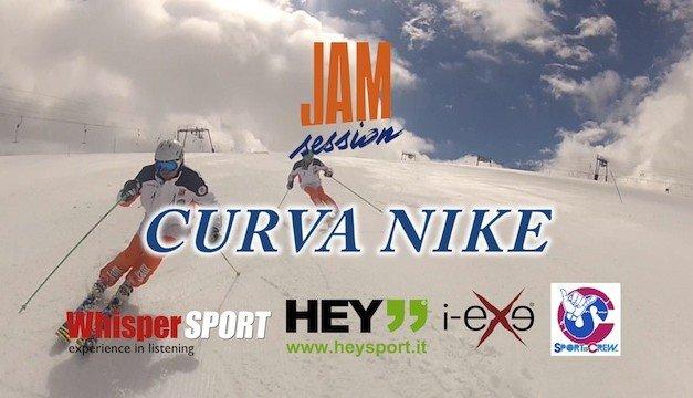 Corso di sci – Check Point 05/2016 Curva Nike