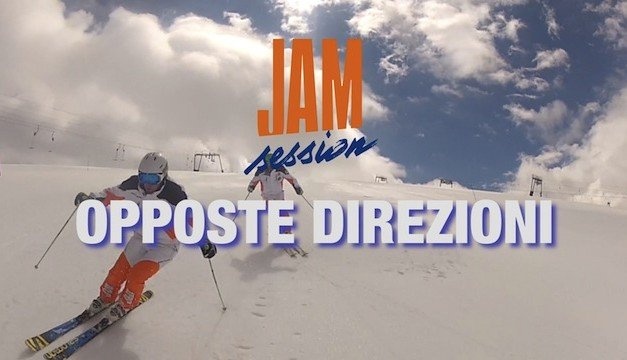 Corso di sci – Check Point 04/2015 Opposte direzioni