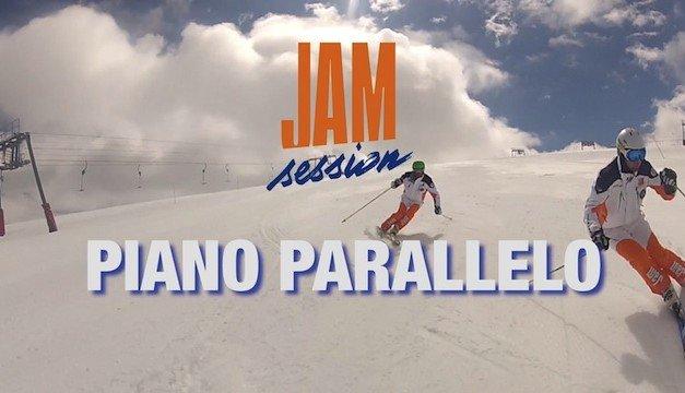 Corso di sci – Check Point 03/2015 Piano parallelo