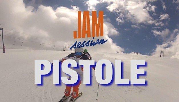 Corso di sci – Check Point 01/2015 Pistole