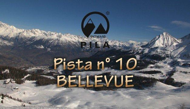 Pila – La pista n°10 Bellevue