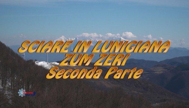 Sciare in Lunigiana – Zum Zeri pt.2