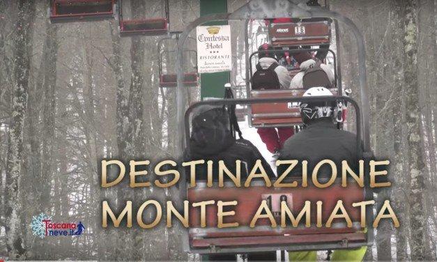 Destinazione Monte Amiata