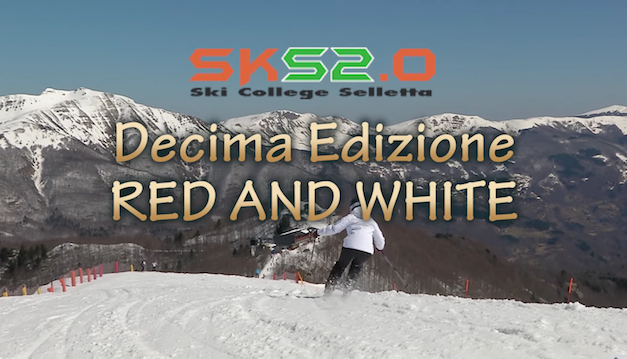 Ski College Selletta – Red and White 10° edizione