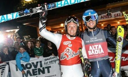 """Max ospite d'onore alla prima edizione di """"The Summer Ski Show"""" – Alta Badia"""