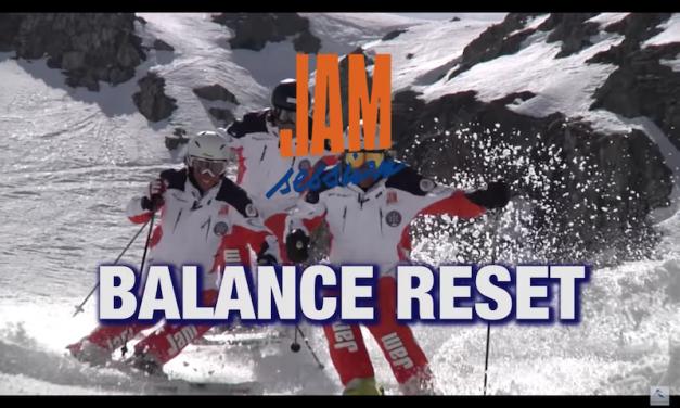 Corso di sci – Check Point 02/2014 Balance reset
