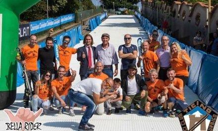 Max ospite a Turbigo  per i 50 anni di fondazione dello Sci Club Ticino