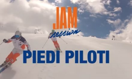 Corso di sci –  Check Point 04/2010 Piedi Piloti