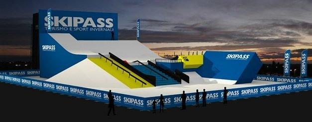 ModenaFiere, Skipass presenta il rail 2016