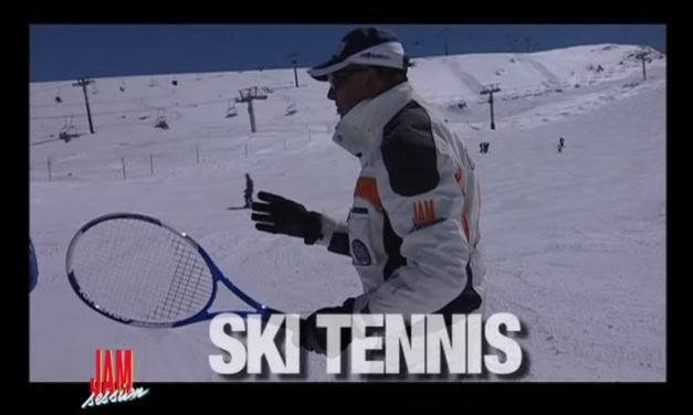 Corso di sci – Check Point 14/2009 Ski Tennis