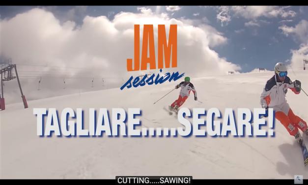 Corso di sci – Check Point 05/2014 Tagliare…Segare!