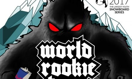 2016 WORLD ROOKIE Rail Jam da SKIPASS