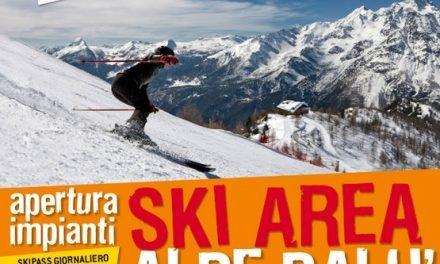 Valmalenco – Apertura Ski Area Alpe Palù