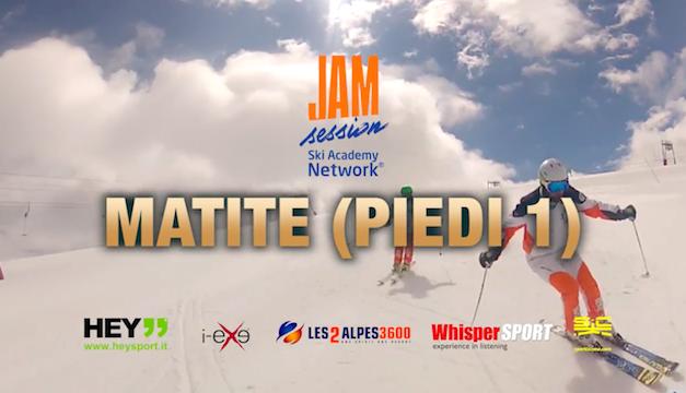 Corso di sci Check Point 03/2017 Matite