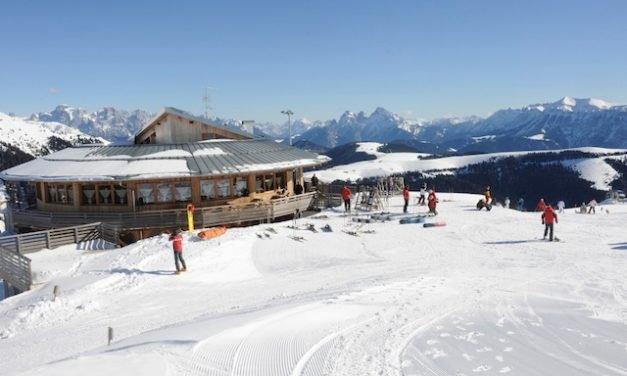 Valsugana sciare in Trentino