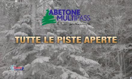 Abetone Multipass – Tutte le piste aperte