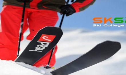 Ski College Selletta- Red and White 2017