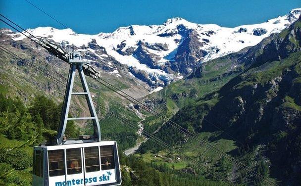Monterosa Ski: se in inverno ti conquista in estate ti sorprende!